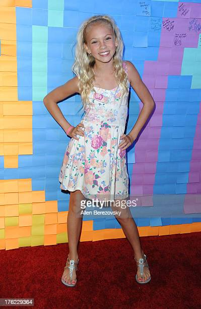 Jordyn Jones attends Teen Choice Awards After Party For A Cause Hosted by Boys Girls Clubs of America and Staples at Saddle Ranch on August 11 2013...