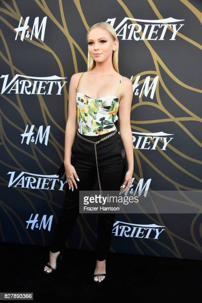 Jordyn Jones attends Variety Power of Young Hollywood at TAO Hollywood on August 8 2017 in Los Angeles California