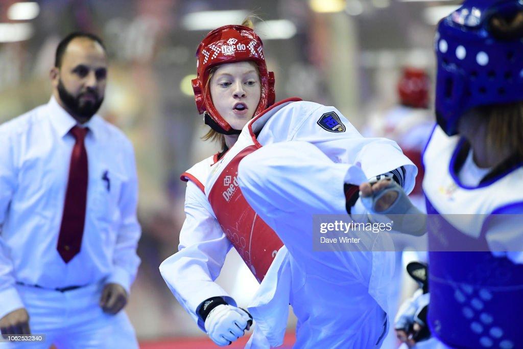 Taekwondo French Open 2018 : News Photo