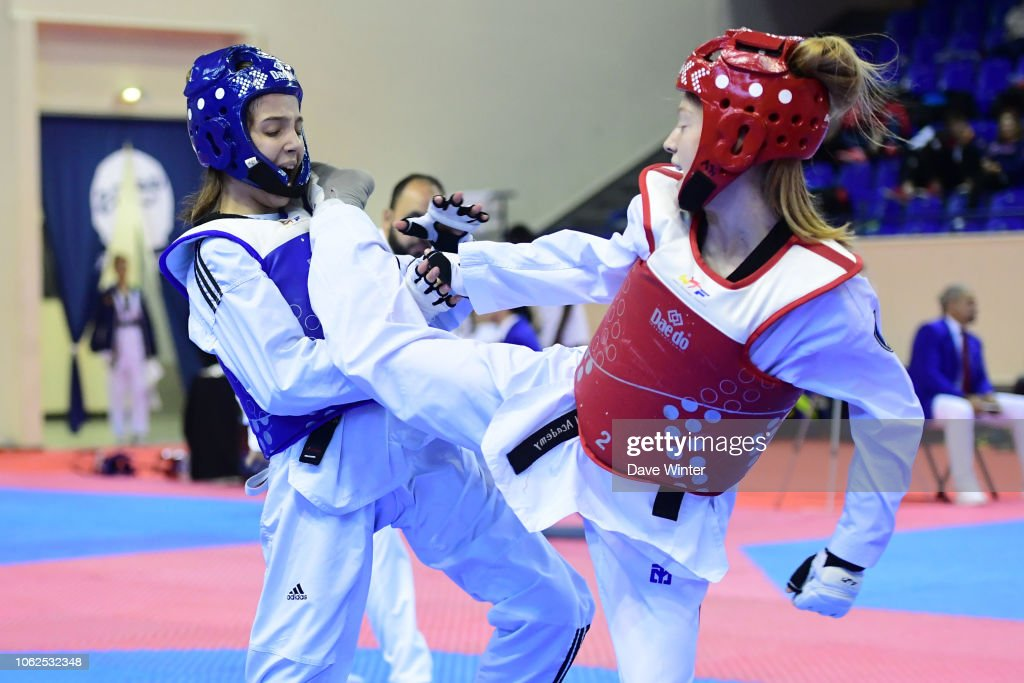 Taekwondo French Open 2018 : News Photo
