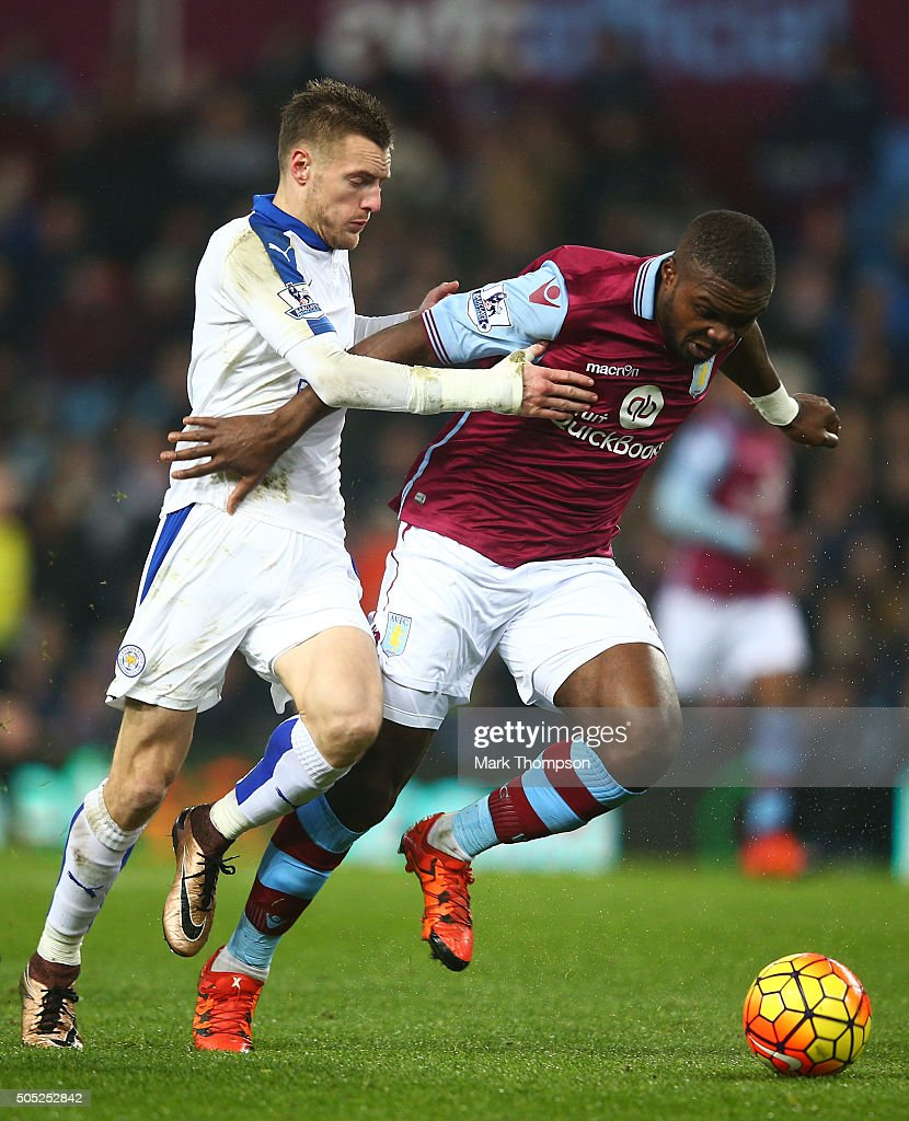 Aston Villa v Leicester City - Premier League : News Photo