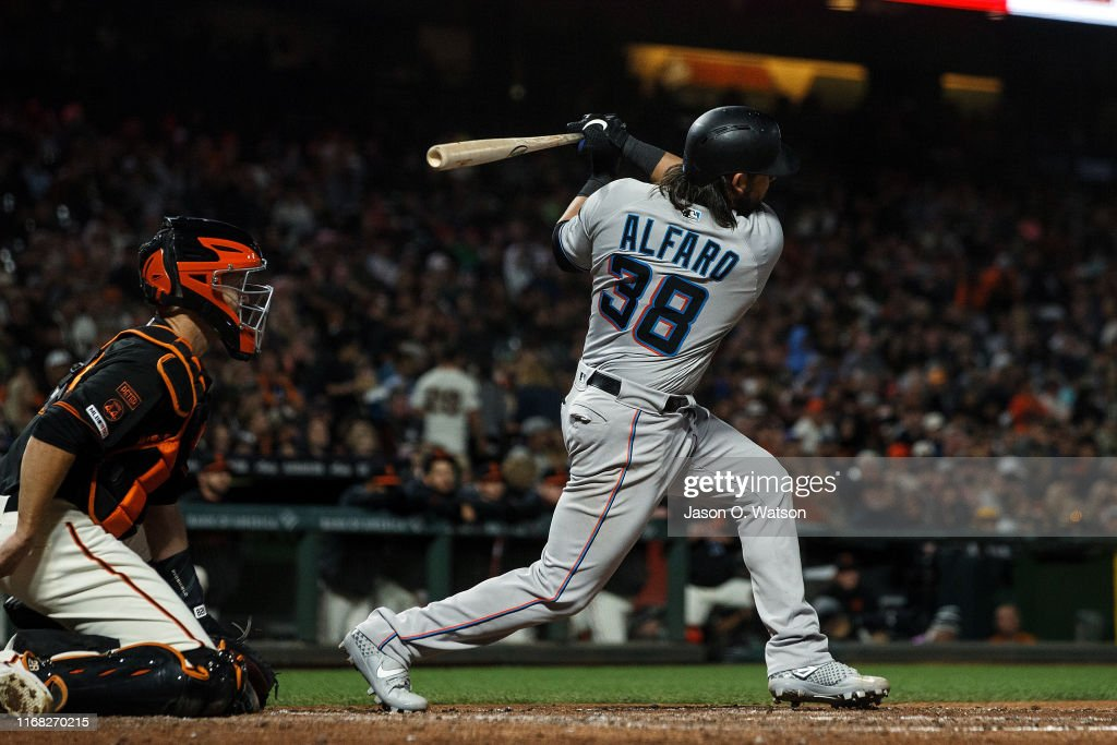 Miami Marlins v San Francisco Giants : News Photo