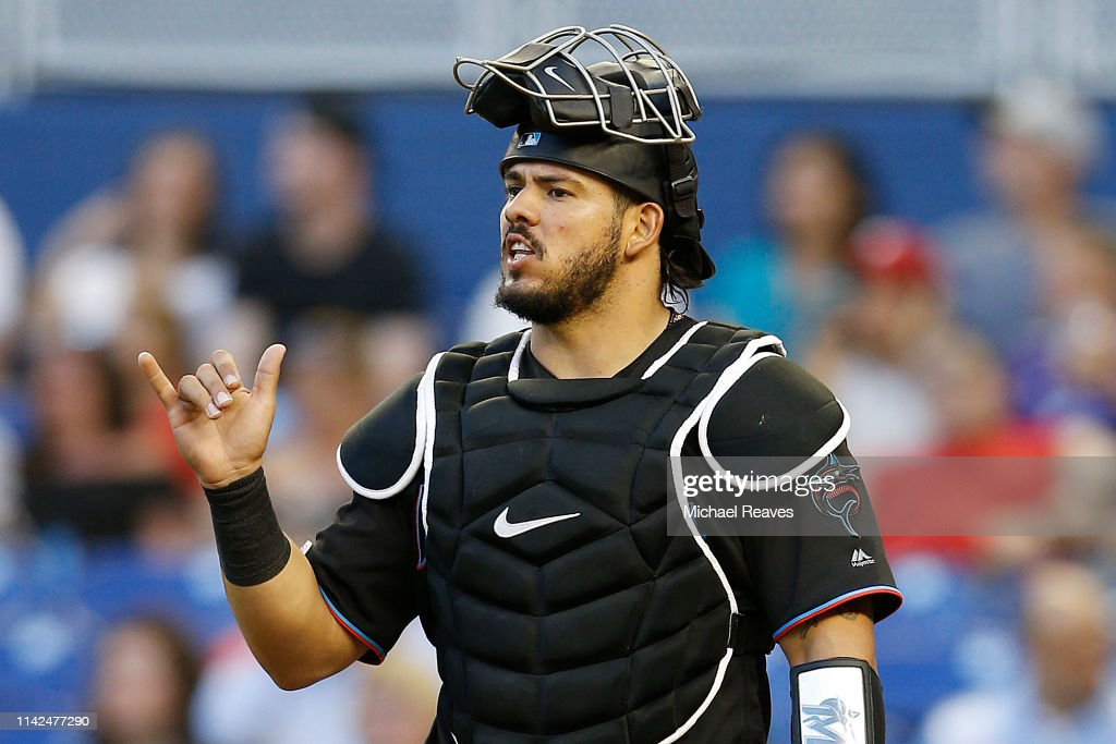 Philadelphia Phillies v Miami Marlins : News Photo