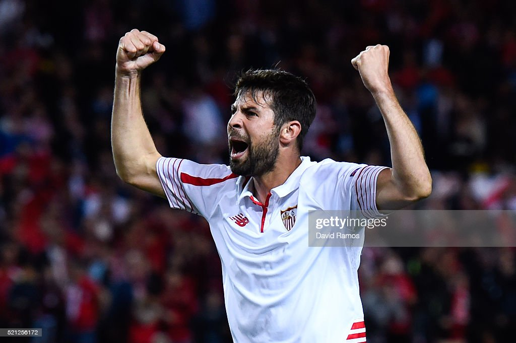 Sevilla v Athletic Bilbao - UEFA Europa League Quarter Final: Second Leg