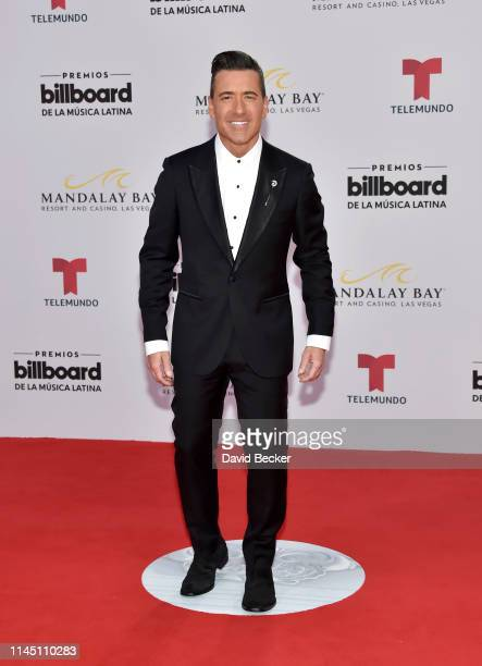 Jorge Bernal attends the 2019 Billboard Latin Music Awards at the Mandalay Bay Events Center on April 25 2019 in Las Vegas Nevada