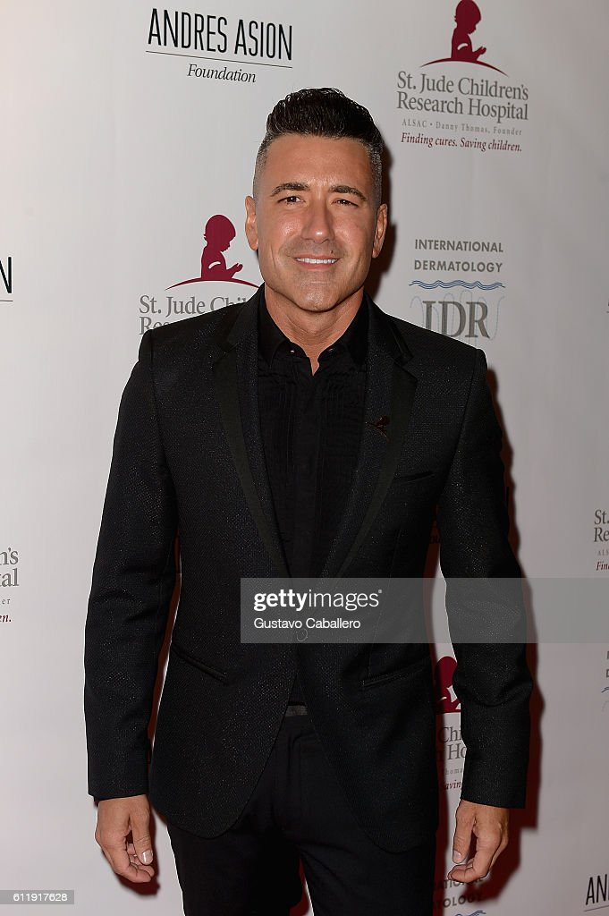 Jorge Bernal attends the 9th Annual International Dermatology 'It's All About the Kids' Benefit at JW Marriott Marquis on October 1, 2016 in Miami, Florida.