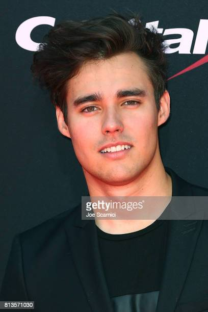Jorge Blanco arrives at the 2017 ESPYS at Microsoft Theater on July 12 2017 in Los Angeles California