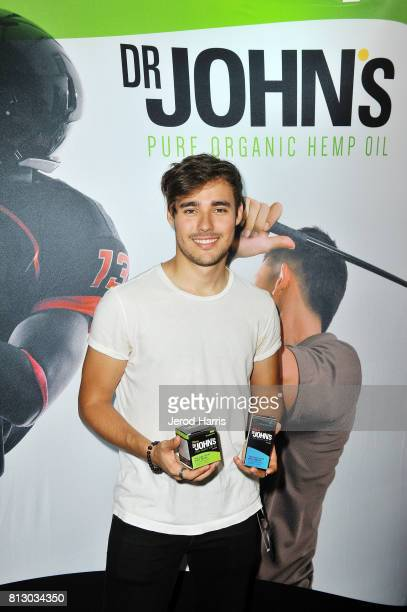 Jorge Blanco attends the GBK PreESPY Event at Luxe On Rodeo Drive on July 11 2017 in Beverly Hills California