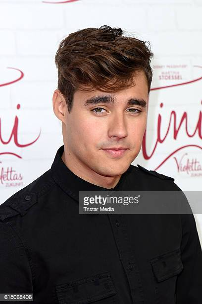 Jorge Blanco attends the Showcase Of Tini Violettas Zukunft on October 16 2016 in Berlin Germany