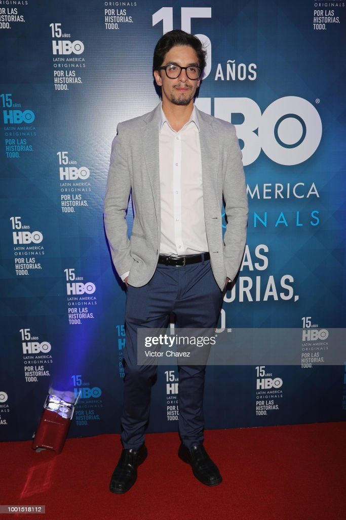 HBO Latin America 15 Years Celebration - Red Carpet