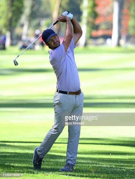 Jorge Campillo of Spain during the third round of the Trophee Hassan II at Royal Golf Dar EsSalam on April 27 2019 in Rabat Morocco