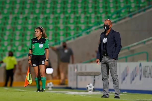 MEX: Santos Laguna v Tijuana - Torneo Grita Mexico A21 Liga MX Femenil