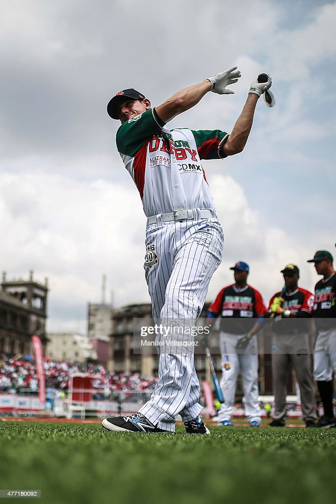 Mexican Baseball League: Home Run Derby at Main Square