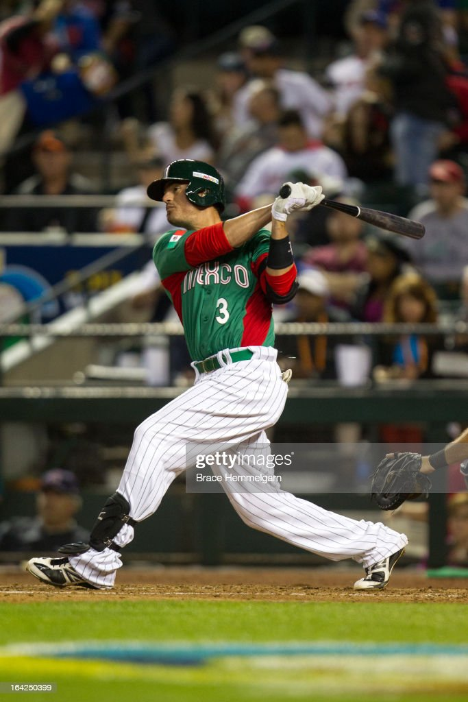 World Baseball Classic - Pool D - Mexico v United States