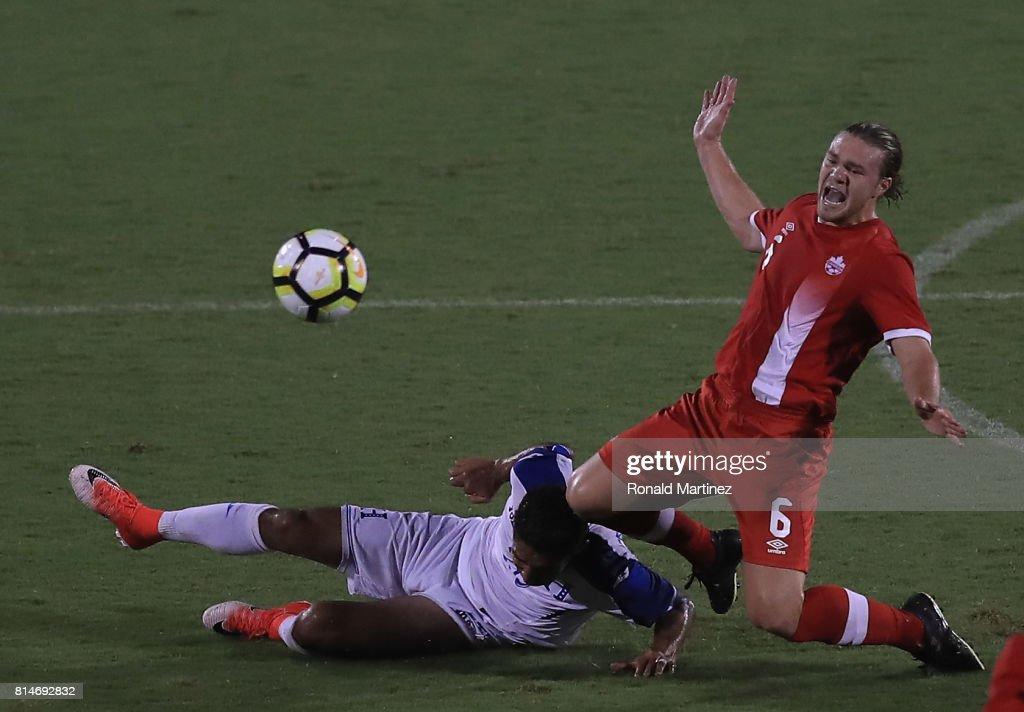 Canada v Honduras: Group A - 2017 CONCACAF Gold Cup