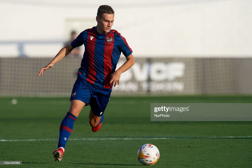 Valencia CF v Levante UD - Pre-Season Friendly : News Photo