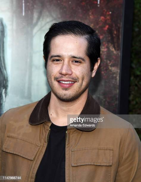 Jorge Diaz arrives at the premiere of Warner Bros' The Curse Of La Llorona at the Egyptian Theatre on April 15 2019 in Hollywood California