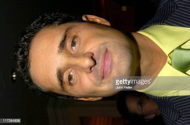 Jorge Drexler NHMC Award recipient for his Academy of Motion Picture Arts and Sciences 2005 Oscar Nomination for Outstanding Original Song in a...