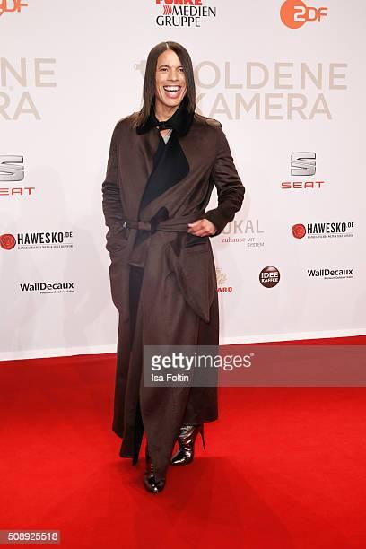 Jorge Gonzalez attends the Goldene Kamera 2016 on February 6 2016 in Hamburg Germany