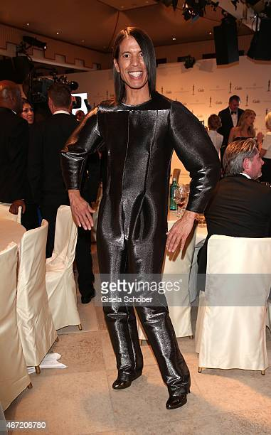 Jorge Gonzalez during the Gala Spa Awards 2015 at Brenners ParkHotel Spa on March 21 2015 in BadenBaden Germany