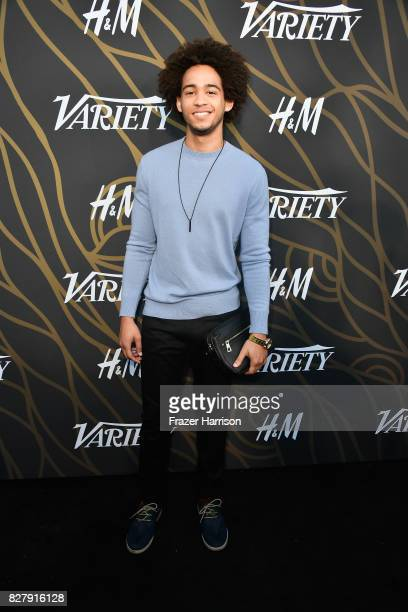 Jorge Lendeborg Jr attends Variety Power of Young Hollywood at TAO Hollywood on August 8 2017 in Los Angeles California