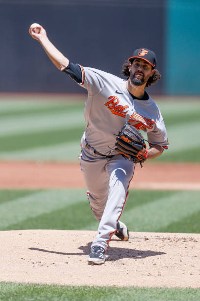 OH: Baltimore Orioles v Cleveland Indians