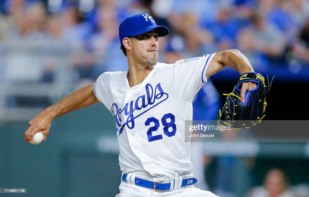 Texas Rangers v Kansas City Royals : News Photo