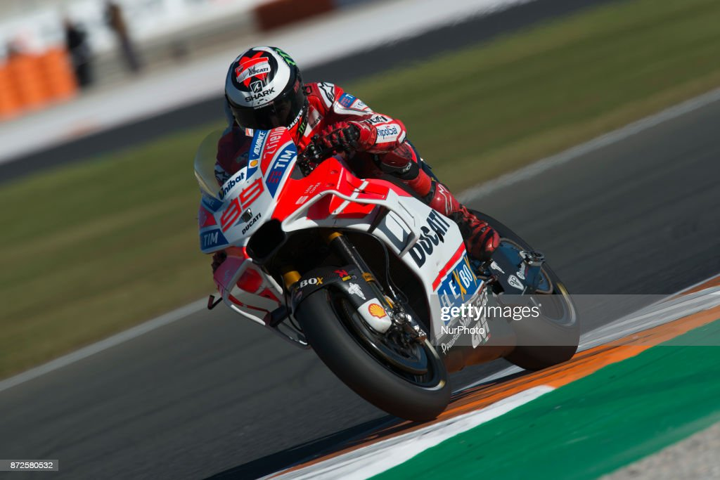 Gran Premio Motul de la Comunitat Valenciana : News Photo