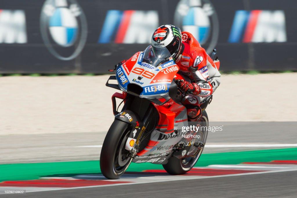 MotoGP of San Marino - Qualify : News Photo