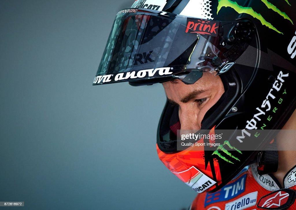 Comunitat Valenciana Grand Prix - Moto GP Previews : News Photo