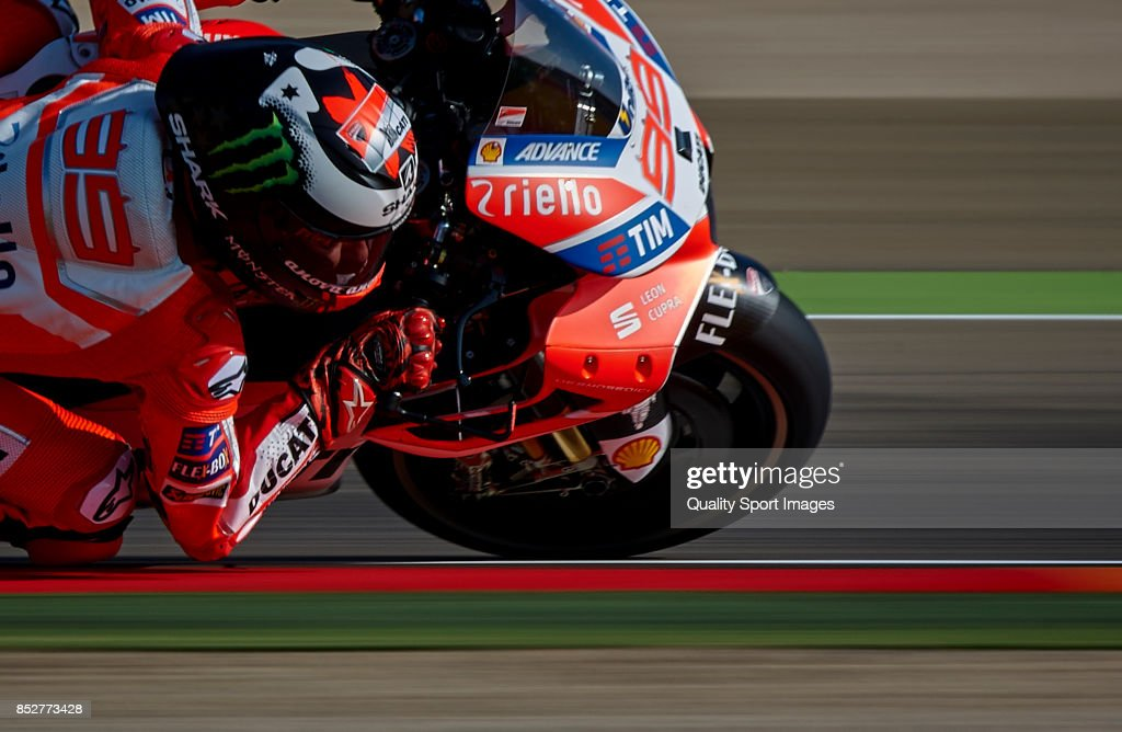 MotoGP of Aragon - Qualifying : News Photo
