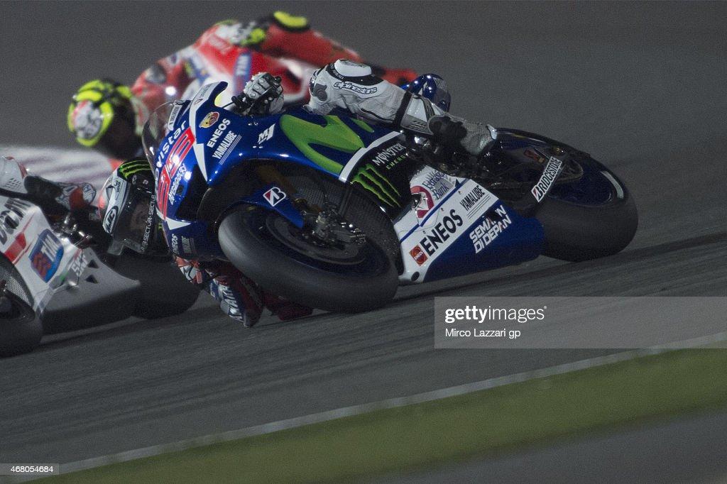 MotoGp of Qatar - Race : News Photo