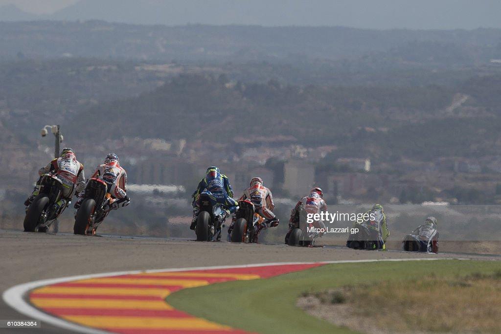 MotoGP of Spain - Race : Fotografía de noticias