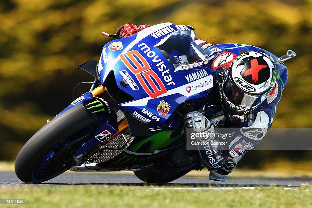 MotoGP of Australia - Qualifying