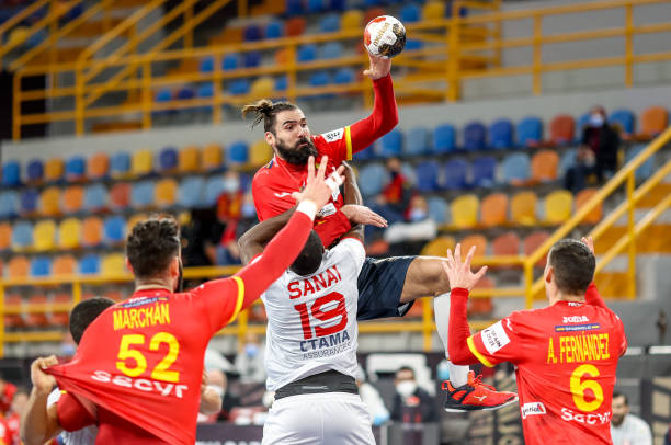 EGY: Spain  v Tunisia - IHF Men's World Championships Handball 2021