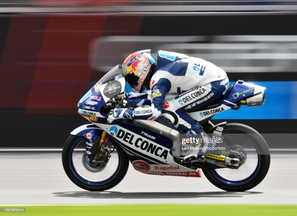 Moto3 Of Great Britain - Qualifying session : News Photo