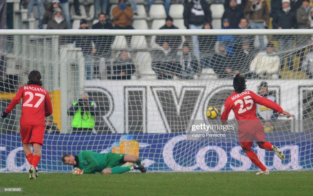 Juventus FC v Catania Calcio - Serie A