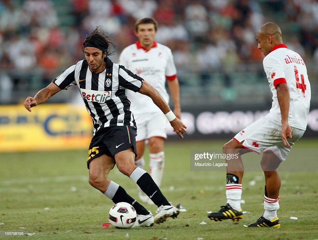 AS Bari v Juventus FC - Serie A