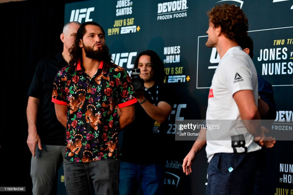 UFC 239: Ultimate Media Day : News Photo