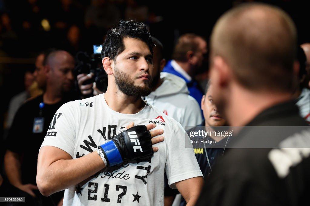 UFC 217: Thompson v Masvidal : News Photo