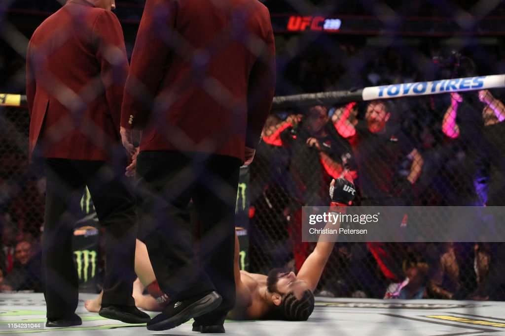 UFC 239: Masvidal v Askren : News Photo