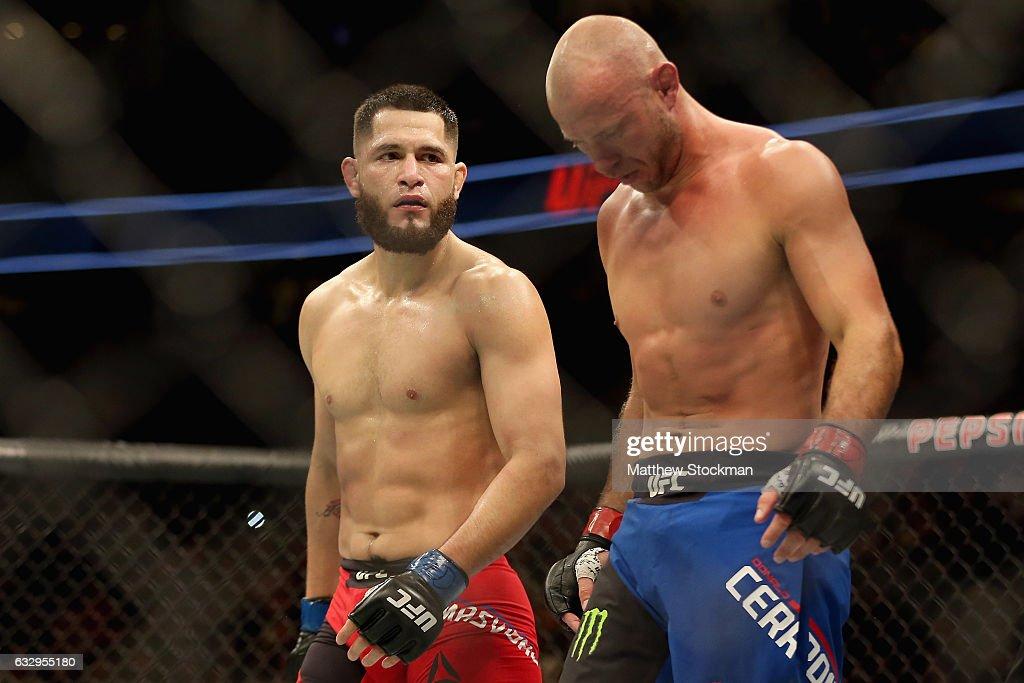 UFC Fight Night: Shevchenko v Pena : News Photo
