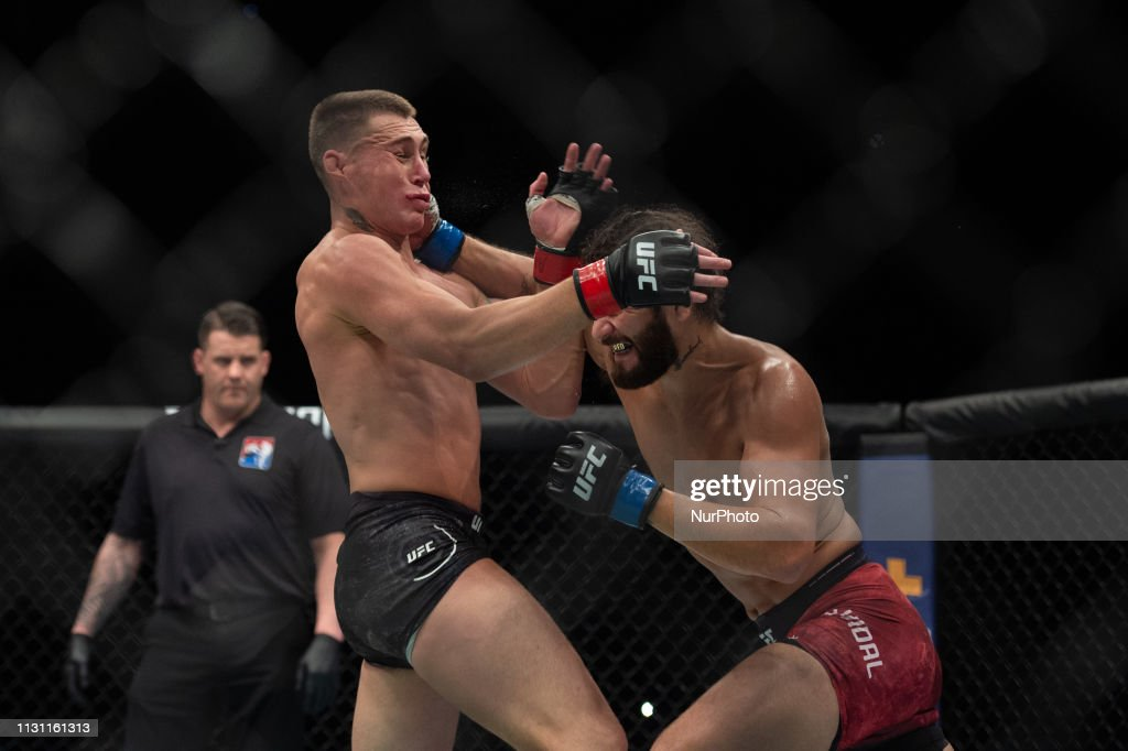 UFC Fight Night 147 Saturday 16th March 2019 : News Photo