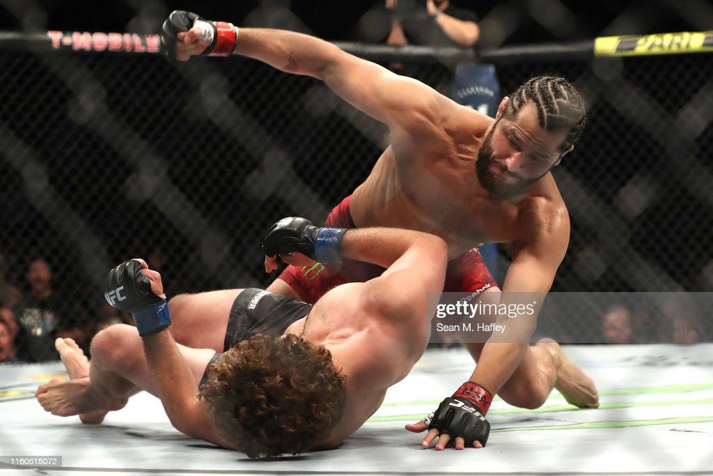UFC 239 Masvidal v Askren : News Photo