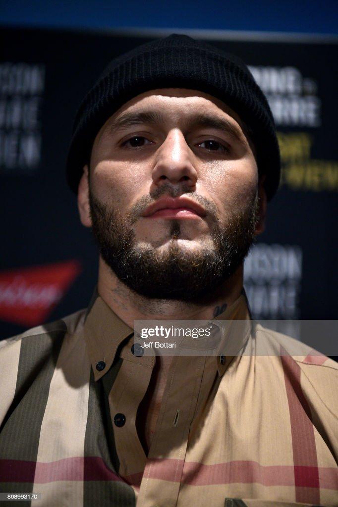 UFC 217: Ultimate Media Day