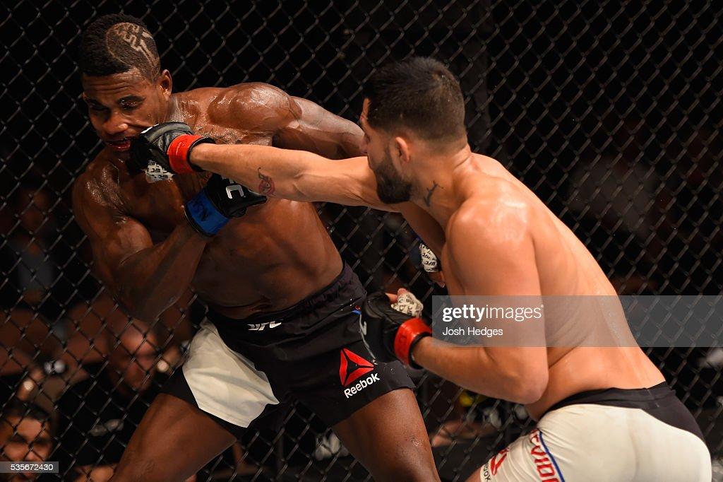 UFC Fight Night: Masvidal v Larkin : News Photo
