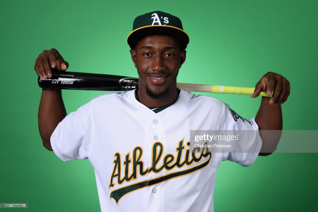 Oakland Athletics Photo Day : News Photo