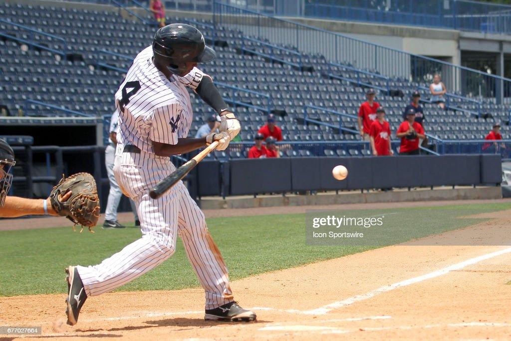 MiLB: APR 30 Florida State League - Tortugas at Yankees : News Photo