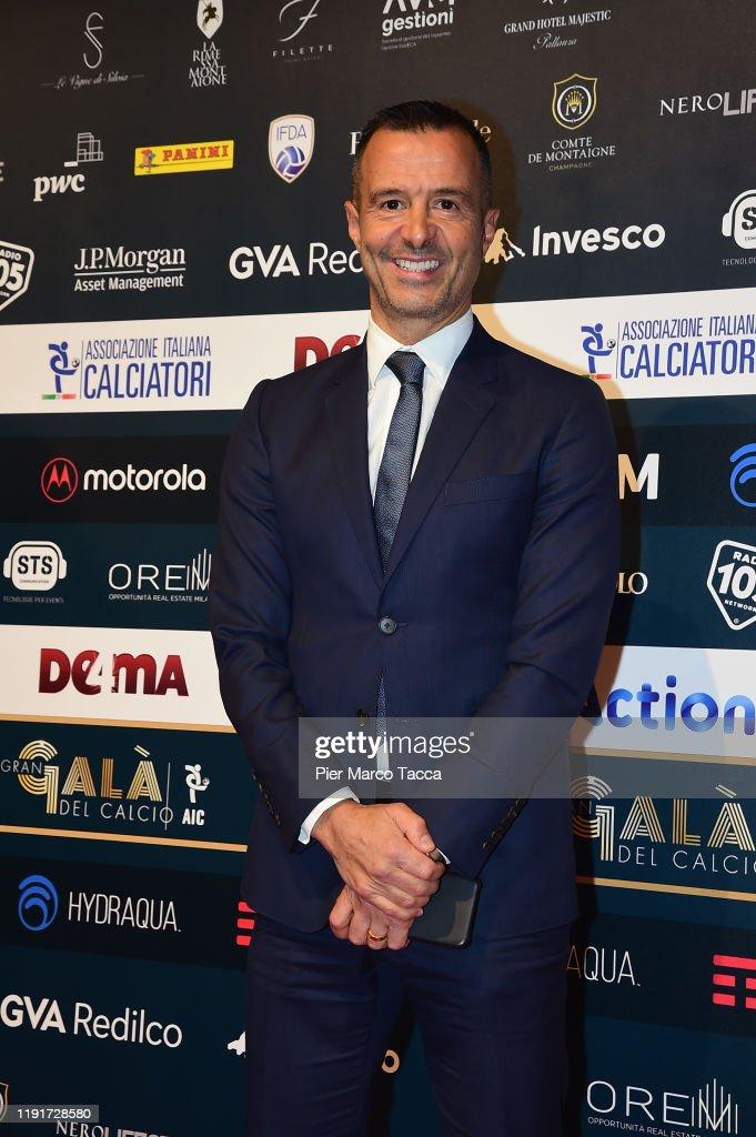 'Oscar Del Calcio AIC' Italian Football Awards : ニュース写真