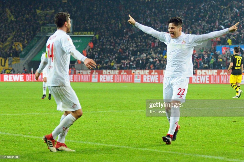 1. FC Koeln v Borussia Dortmund - Bundesliga : News Photo